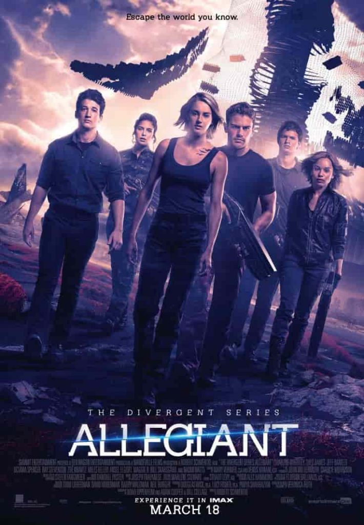 cover movic ALLEGIANT